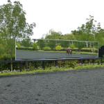 Arena Mirrors at Wallaby Hill